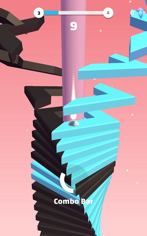 Helix Stack Jump: Fun & Free Addicting Ball Puzzle poster 13