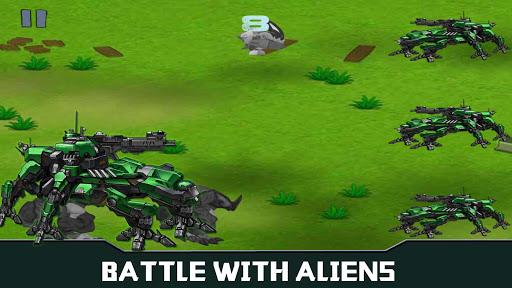 doom bringer: super robot screenshot 3