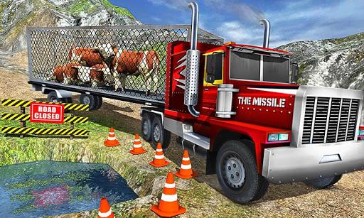 Offroad Farm Animal Truck Driving Game 2020 1.9 Screenshots 3