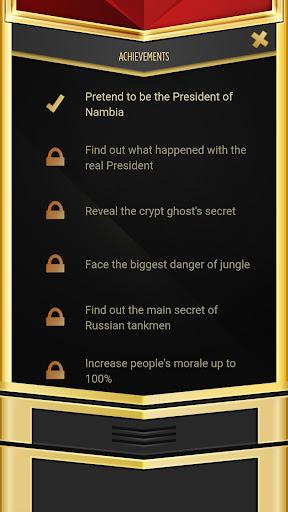 Mr. President u2013 Text Adventure screenshots 6