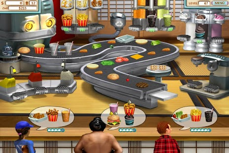 Burger Shop FREE Screenshot