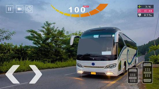 Heavy Bus Simulator 2020 - Offroad Bus Driving 1.3.2 Screenshots 6