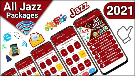 Jazz Packages 2021 | Jazz Internet Packages 2021 Download 1