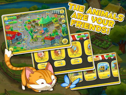 Frenzy Days Free: Timeuff0dManagement & Farm games 1.0.74 screenshots 20