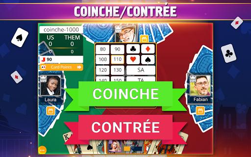 VIP Belote - French Belote Online Multiplayer Apkfinish screenshots 19