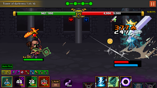 Grow ArcherMaster - Idle Action Rpg modavailable screenshots 2