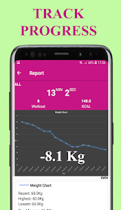 Women Workout – Female Fitness at Home Workout (PRO) 7.2 Apk 5