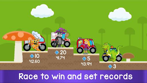 Kids Car Racing Game Free 1.6 screenshots 8