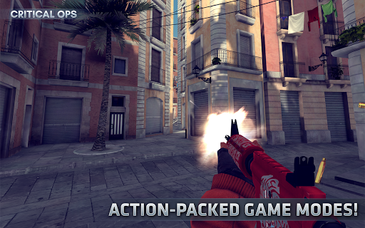 Critical Ops: Online Multiplayer FPS Shooting Game 1.22.0.f1268 screenshots 11