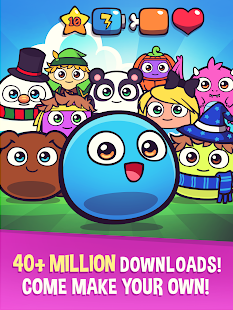 My Boo: Your Virtual Pet To Care and Play Games 2.14.21 Screenshots 5