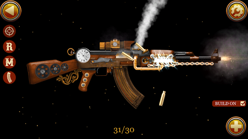 Steampunk Weapons Simulator - Steampunk Guns  screenshots 4