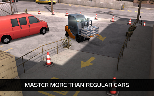 Valley Parking 3D 1.25 Screenshots 3