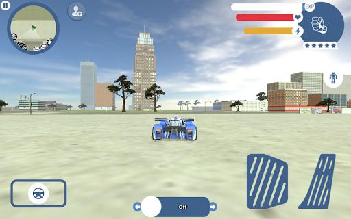 Supercar Robot 1.4 screenshots 2