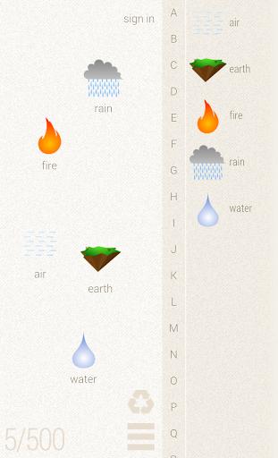 Little Alchemy 1.8.2 screenshots 2