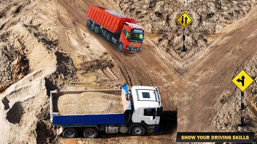 Hill Cargo Truck Driving Simulator 2020 screenshots 3