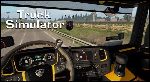 Truck Simulator 2021  screenshots 2