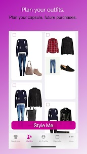 Pureple Outfit Planner 2