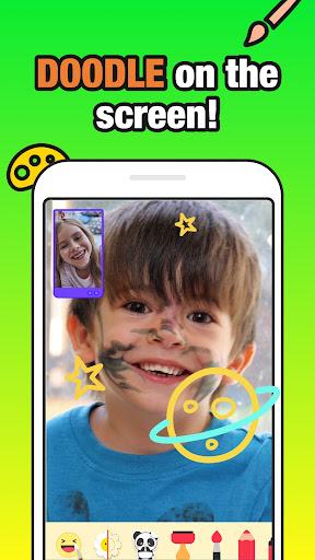 JusTalk Kids - Safe Video Chat and Messenger apktram screenshots 6