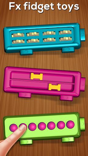 Fidget Cubes 3D Toys - Antistress & anti anxiety 1.2 screenshots 4