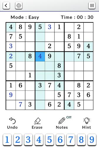 Sudoku Classic screenshots 13