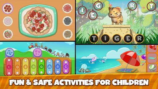 Kiddobox - Preschool & Kindergarten Learning Games  screenshots 1