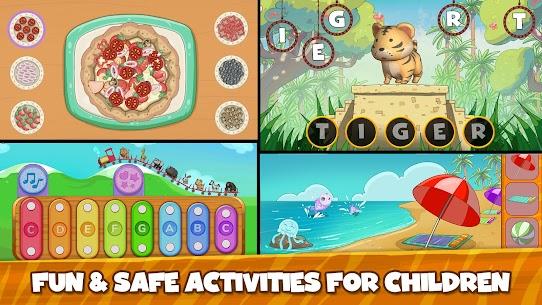 Kiddobox – Preschool & Kindergarten Learning Games MOD (Unlocked) 1