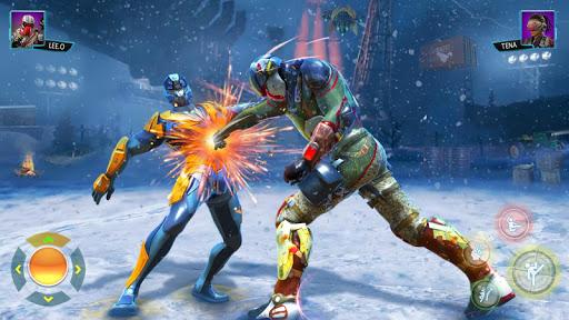 Real Superhero Kung Fu Fight - UFC Fighting Games  screenshots 3