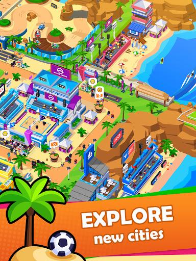 Sports City Tycoon - Idle Sports Games Simulator  screenshots 15