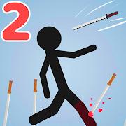 Ragdoll Throw Challenge 2 - Stickman Sword Battle
