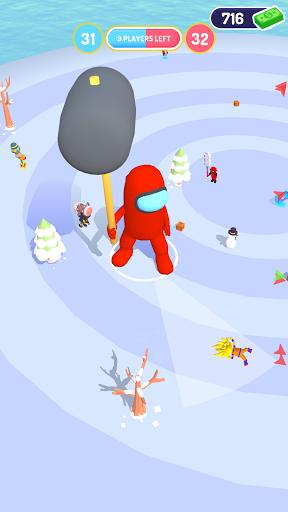 Smashers.io - Fun io games  screenshots 4