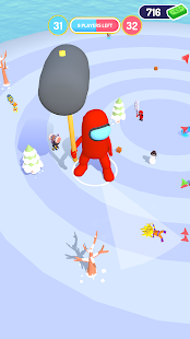 Smashers.io – Fun io games [v1.3.1] APK Mod for Android logo
