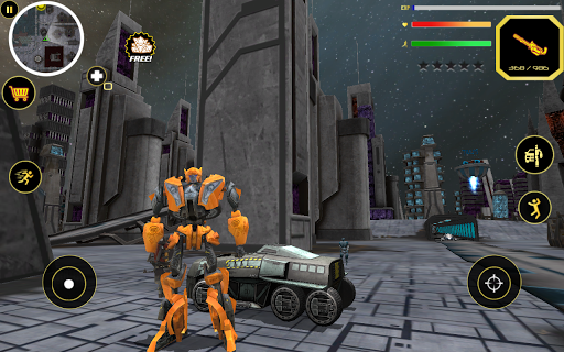 Robot City Battle modavailable screenshots 2