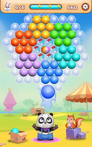 Panda Bubble Mania: Free Bubble Shooter 2019 1.17 screenshots 11