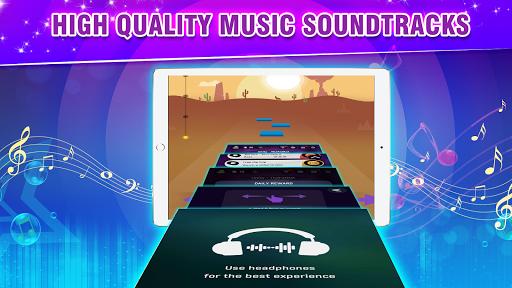 Magic Tiles Hop 2: Dancing EDM Rush 2.6 Screenshots 1
