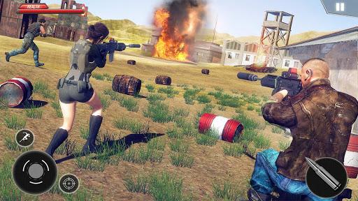 Firing Squad Fire Battleground Free Shooting Games screenshots 13