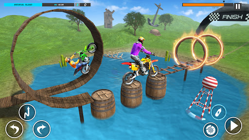 Bike Stunt 2 Bike Racing Game - Offline Games 2020 1.30 screenshots 4