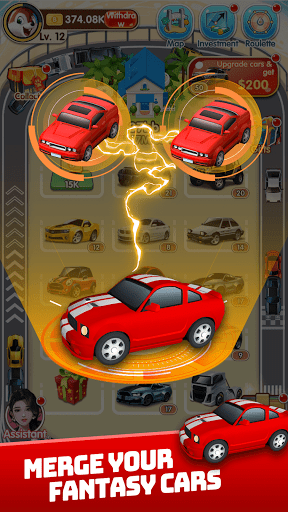 Idle Hyper Racing 1.7.0 screenshots 2