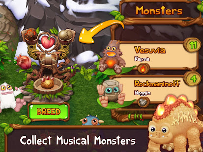 My Singing Monsters: Dawn of Fire screenshots 13