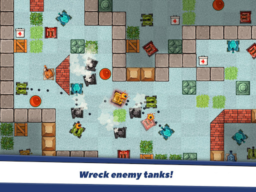 Awesome Tanks 1.278 screenshots 10
