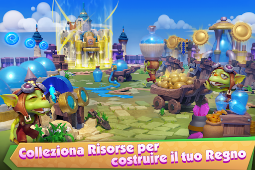 Castle Clash: Gilda Reale  Screenshots 15