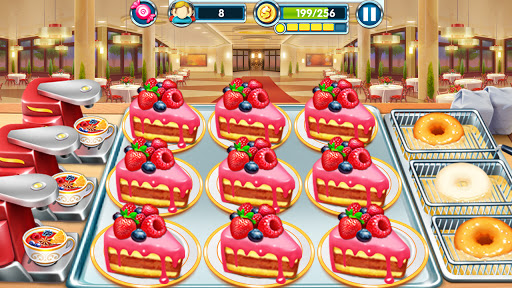 Cooking World - Craze Kitchen Free Cooking Games 2.3.5030 screenshots 4