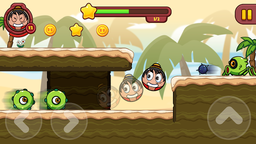 Bouncy Adventure - Ball Bounce Season 0.1.0 screenshots 13