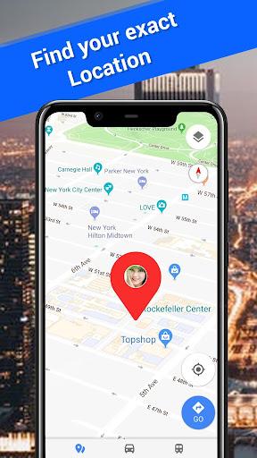Offline Maps, GPS Navigation & Driving Directions 3.5 Screenshots 6