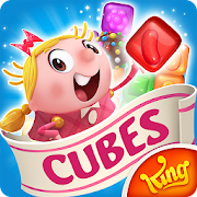 App Icon for Candy Crush Cubes App in United States Google Play Store