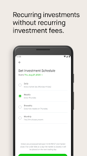 Robinhood - Investment & Trading, Commission-free Screenshot