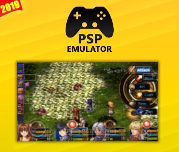 Free PSP Emulator 2019 ~ Android Emulator For PSP 1