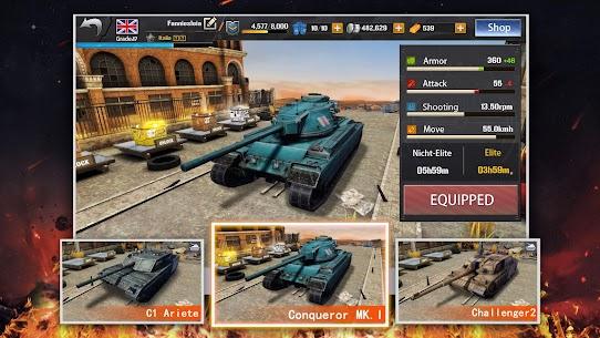 Furious Tank: War of Worlds 8