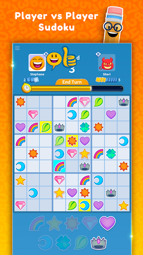 Sudoku Scramble - Head to Head Puzzle Game 5.0.2 screenshots 1