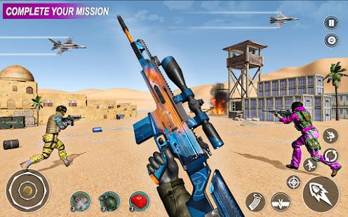 Counter Terrorist Gun Strike: Free Shooting Games 1.23 Screenshots 4