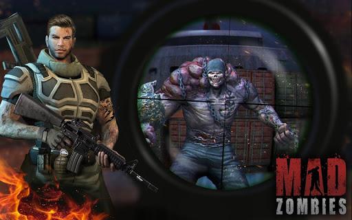 MAD ZOMBIES : Offline Zombie Games  Screenshots 6